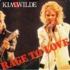 Kim Wilde - Rage To Love (1985)